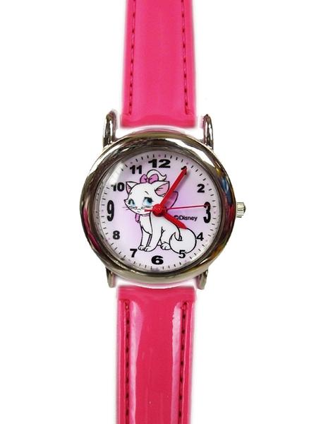 【卡漫城】 瑪莉貓 皮革 手錶 站立 庫1 ㊣版 Marie 瑪麗貓 女錶 兒童錶 卡通錶 皮革錶 台灣製