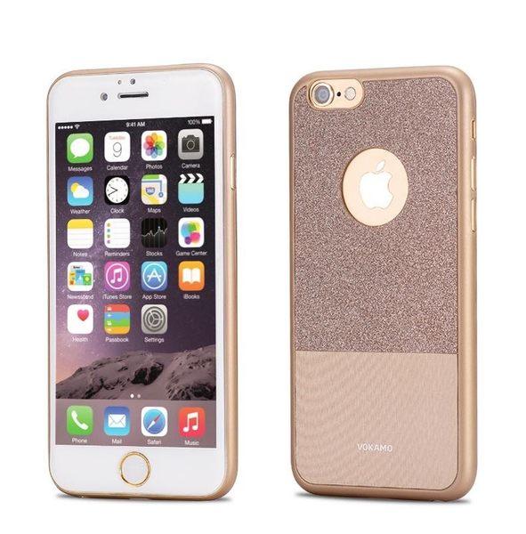 [富廉網] VOKAMO iPhone 7 4.7吋璀璨星光系列/金