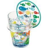 JAKO-O德國野酷-海底世界魚兒壁貼杯掛架