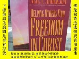 二手書博民逛書店HELPING罕見OTHERS FIND FREEDOM INCHRISTY17268 本書編輯 本書出版社