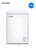 夏新節能商用小冰櫃大容量冷櫃迷你家用小型冷凍櫃冷藏保鮮雙溫控