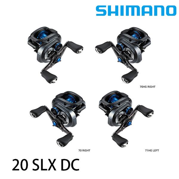 漁拓釣具 SHIMANO 20 SLX DC 71 系列 [兩軸捲線器]