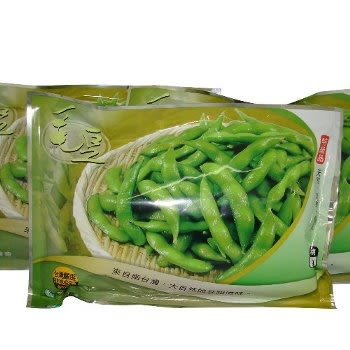 百大新市農會毛豆莢400g/冷凍