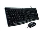 羅技 MK200 USB 有線鍵盤滑鼠組