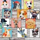【NF150 DIY數字油畫】手繪卡通兒童客廳動漫裝飾畫 藝術氣息 繪圖教室 夜市娛樂 幼教精品
