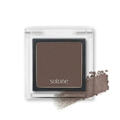 Solone單色眼影 90綠光可可 0.85g