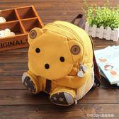 韓版新品幼兒園書包兒童包1-4歲男女生可愛個性兔子小熊休閒背包 童趣潮品