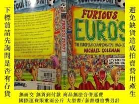 二手書博民逛書店FURIOUS罕見EURO S:憤怒的歐 Y200392