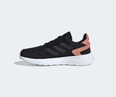Adidas ARCHIVO SHOES 女款黑粉運動慢跑鞋-NO.EF0451