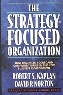 二手書 The Strategy-focused Organization: How Balanced Scorecard Companies Thrive in the New Business  R2Y 1578512506