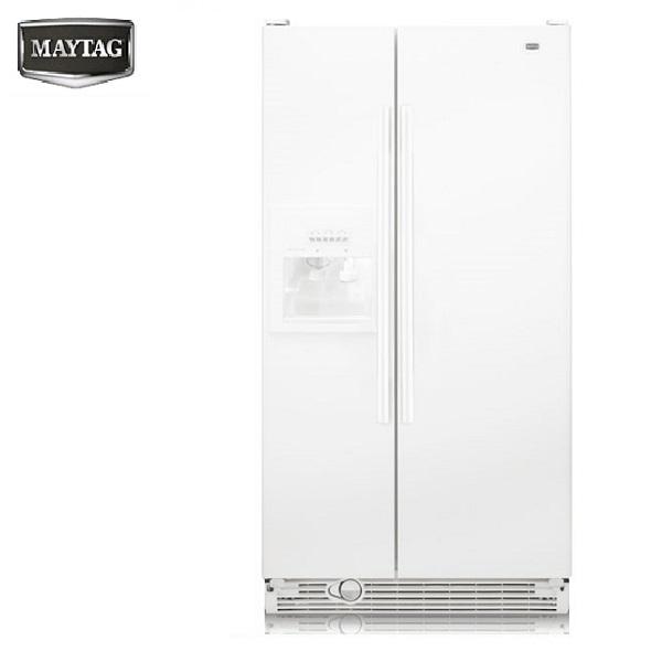 『MAYTAG』 美泰克 710L對開電外置式取水取冰 冰箱 MSF25D2EAW **免運費+基本安裝+舊機回收**