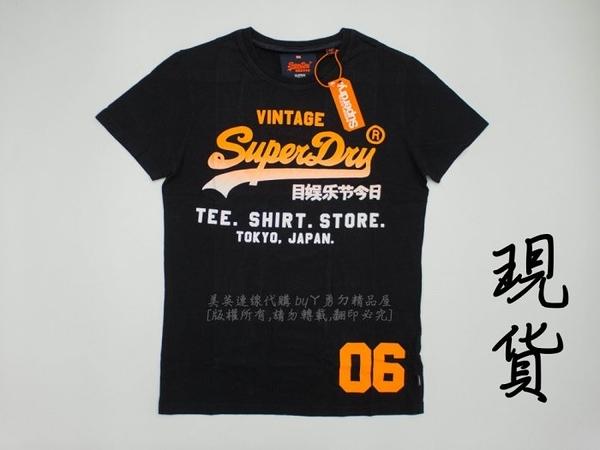 美國代購 現貨 Superdry 極度乾燥 Shirt Shop Fade 經典款 T-shirt (M-XL)