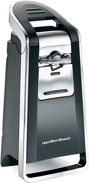 [9美國直購] Hamilton 動開罐器 Beach (76606ZA) Smooth Touch Electric Automatic Can Opener with Easy