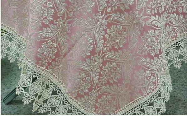 正方型桌巾~110x110CM~客廳小茶几或可搭配圓桌與長方桌使用