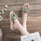 拖鞋女士2020夏天新款時尚外穿百搭厚底外出網紅涼拖ins潮鞋夏季 【Ifashion·全店免運】