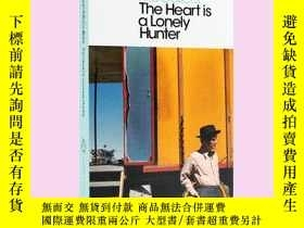 二手書博民逛書店英文原版罕見The Heart Is a Lonely Hunt