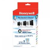 Honeywell HRF-R1 True HEPA濾網 (HPA-100/200/202/300APTW適用)