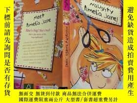 二手書博民逛書店Naughty罕見Amelia Jane 淘氣的阿米莉 亞· 簡Y200392