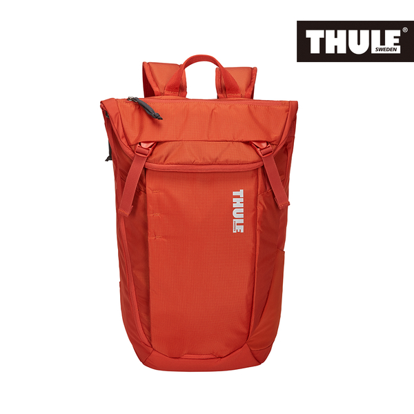 THULE-EnRoute 20L筆電後背包TEBP-315-橘紅