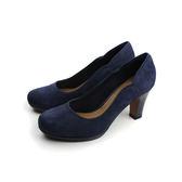 Clarks Chorus Nights 高跟鞋 藍色 女鞋 no709