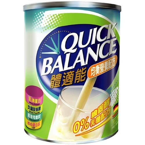 Quick Balance體適能均衡營養配方900g【愛買】