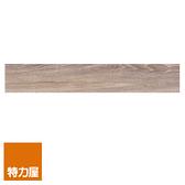 特力屋 自黏地壁兩用磚 4x24吋 灰橡木 0.5坪裝