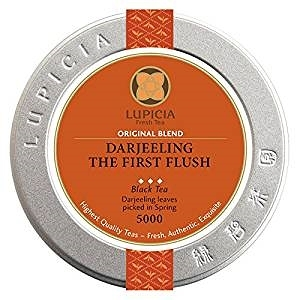 【日本代購】Lupicia DARJEELING THE FIRST FLUSH 50 g 罐裝產品