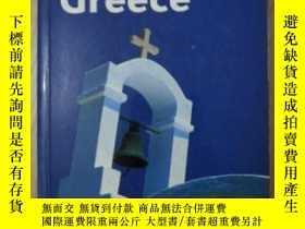 二手書博民逛書店Lonely罕見Planet:Greece (5nd Editi