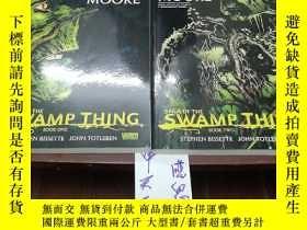 二手書博民逛書店Saga罕見Of The Swamp Thing, Book 1