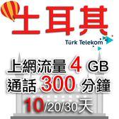 土耳其 TURK Telckom網卡 通話/上網 4GB流量 土耳其網卡/土耳其網路卡/網路吃到飽/伊斯坦堡上網