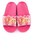 童鞋城堡-偶像學園 中童 超輕量造型拖鞋...