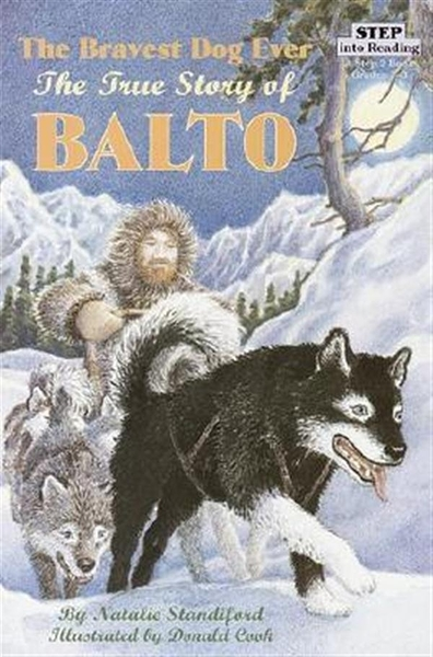 (二手書)Step into Reading Step 3: The Bravest Dog Ever: The True Story o..