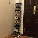鞋架  防塵九多層收納金屬簡易小鞋櫃子經濟型家用客廳鐵藝鞋架【快速出貨八折下殺】