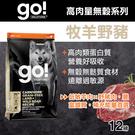 低敏羊肉X野豬肉,提供豐富鐵質 適合活動力高的狗狗 無穀無麩質食材 遠離過敏源