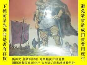 二手書博民逛書店vikings罕見bold their voyages adve