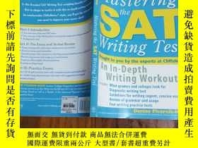 二手書博民逛書店Mastering罕見the SAT Writing TestY12800 Denise Pivarnik-N