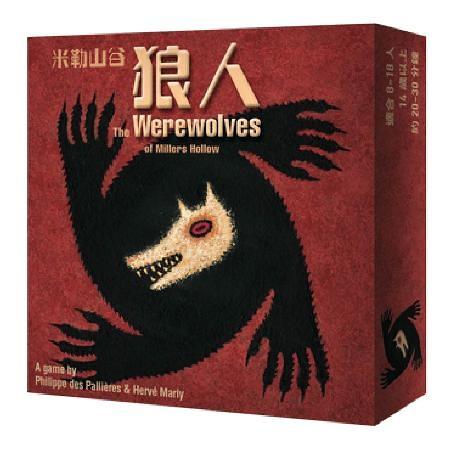【GoKids】米勒山谷狼人 (簡體中文版) Werewolves of Miller's Hollow
