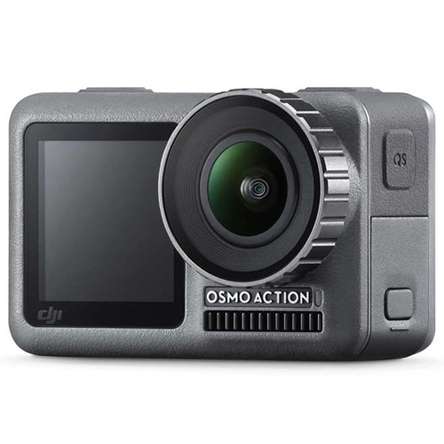 【9折專區 全新只有一台】 DJI Osmo Action 4K HDR 防水運動攝影機+保護殼套裝