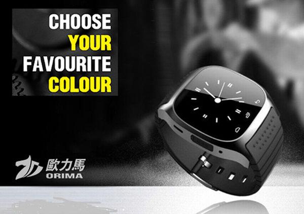 歐力馬 Orima U7 智能手錶,玩轉第二代 大螢幕 性能更升級 手機 line fb 訊息