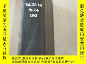 二手書博民逛書店chemistry罕見letters Vol. 133-136