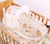 好孩子麥車車嬰兒床通用搖籃安撫新生兒內置小搖籃床哄娃哄睡神器