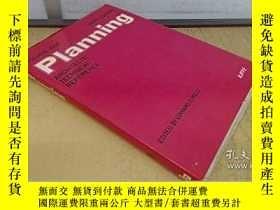二手書博民逛書店Planning:罕見Architects Technical Reference (Planning ; v.