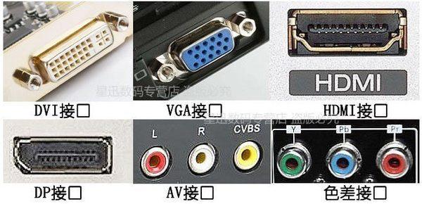 【世明國際】VGA轉S端子線+3AV線 電腦VGA轉TV電視輸出線 電視盒線 AV S端子