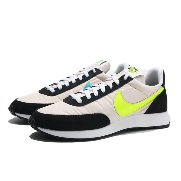 NIKE 休閒鞋 AIR TAILWIND 79 黑白 藍綠勾 尼龍 復古潮流 男 (布魯克林) CZ5928-100