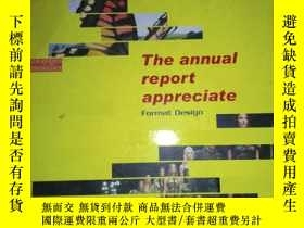 二手書博民逛書店The罕見annual report appreciate151
