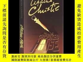 二手書博民逛書店阿加莎系列:怪屋罕見英文原版 Crooked House Aga