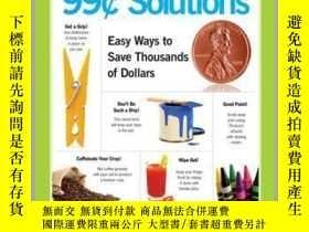 二手書博民逛書店99-Cent罕見SolutionsY410016 Editors of Reader... Reader s