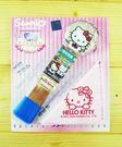 【震撼精品百貨】Hello Kitty 凱蒂貓~鍵盤清潔組-情侶