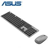 華碩 W5000 無線鍵盤滑鼠組-灰色
