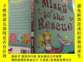二手書博民逛書店Misty罕見to the Reseue(米絲蒂去研究)Y200392